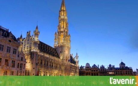 Le patrimoine à l'honneur avec un spectacle en 3D sur la Grand-Place
