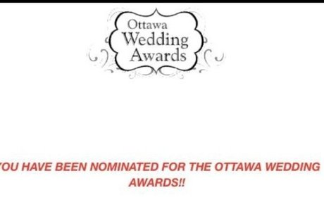 VOTING – Ottawa Wedding Awards
