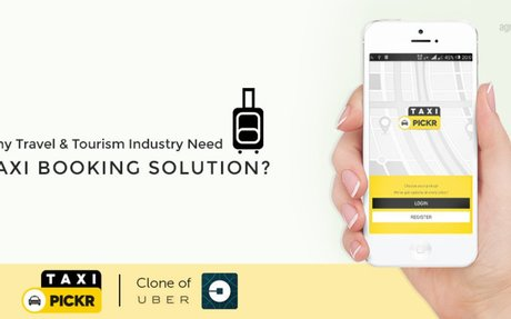 Why Travel & Tourism Industry Need Taxi Booking Solution?