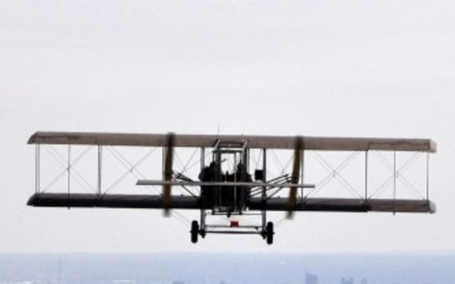 3.Wright Brothers