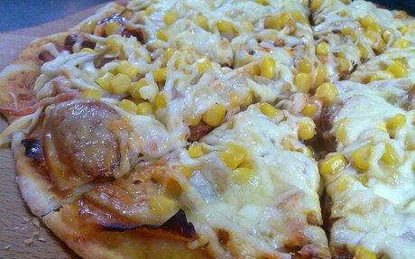 Gyors bögrés pizzatészta recept Rumanne Nagy Szilvia konyhájából - Receptneked.hu
