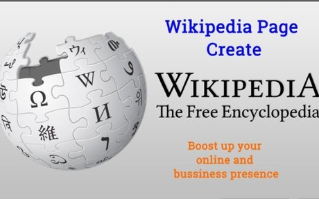 Wikipedia Page, Biography Or Profile For Your Company Or Business for $125 - SEOClerks