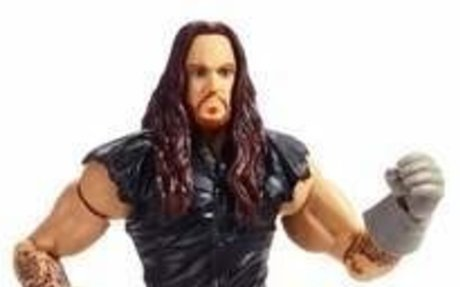 WWE Then Now Forever Undertaker Action Figure