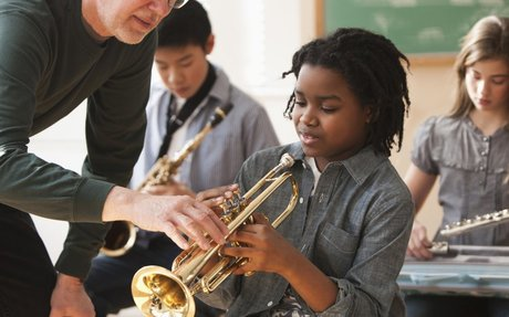 Music Hits A High Note In Education -- Finally! | Huffington Post
