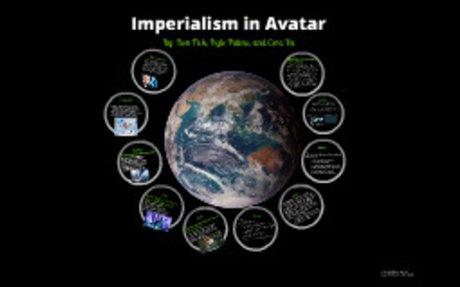 Imperialism in Avatar (Prezi)
