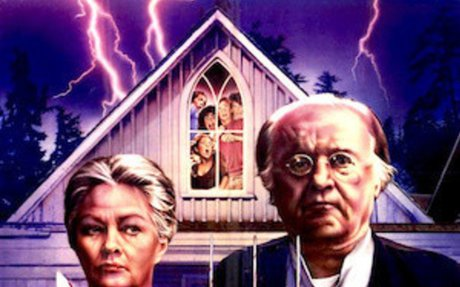 American Gothic film run down