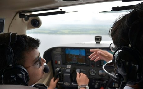 Becoming a Pilot: How to Fly an Airplane Basics