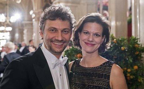 Jonas Kaufmann and Christiane Lutz