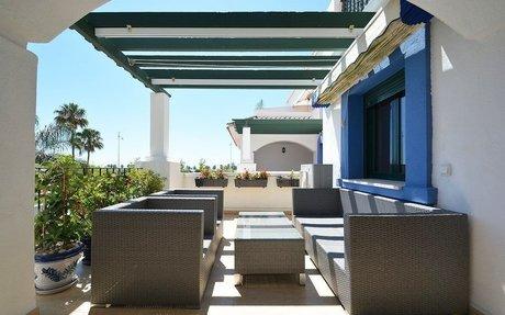 Nydelig leilighet 5 min fra stranden - 3 soverom i San Pedro de Alcántara (R1961457)