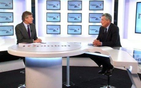Henri Guaino: «J'ai bon espoir d'avoir mes parrainages pour la présidentielle de 2017»
