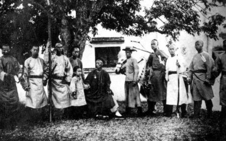 9) Fall of Qing Dynasty (1911-1912)