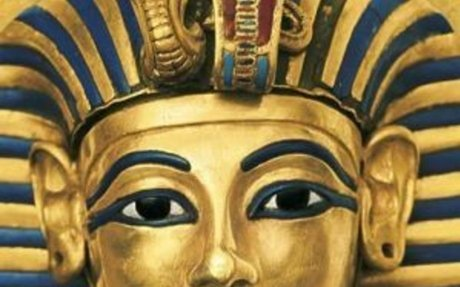 8.Entrance to King Tut's tomb discovered
