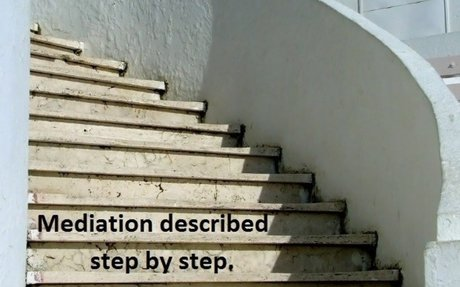Mediation described step by step. Part 6: After meeting with you both - New Landscape Medi