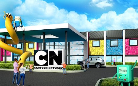 CUSTOMER EXPERIENCE // Cartoon Network Brings Its Shows To Life With Themed Hotel