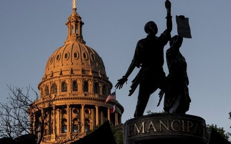 """This article talks about Texas' House Bill 3859, also known as the """"Freedom to Serve Child"""