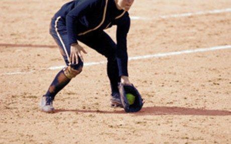 Defensive Tips for Third Basemen in Softball   iSport.com