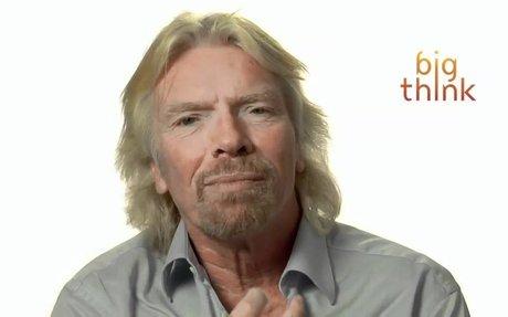 Richard Branson: Advice for Entrepreneurs