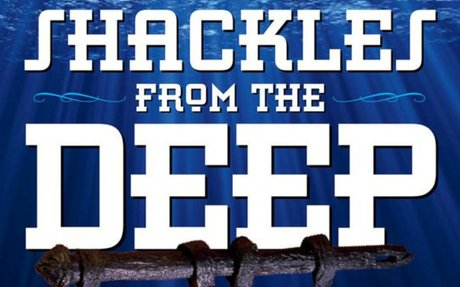 'Shackles From the Deep' is a new book about slavery written for children