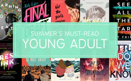 Summer 2018's Can't-Miss Young Adult Books | Bookish