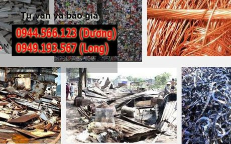 Thu mua phế liệu sắt tấm, thu mua với giá cao | LH: 0944.566.123