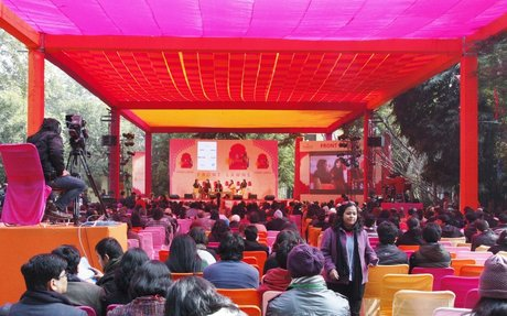 Schedule of 2017 Jaipur Lit Fest