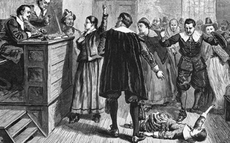 The Salem Witch Trials: How Evil Controlled a Community