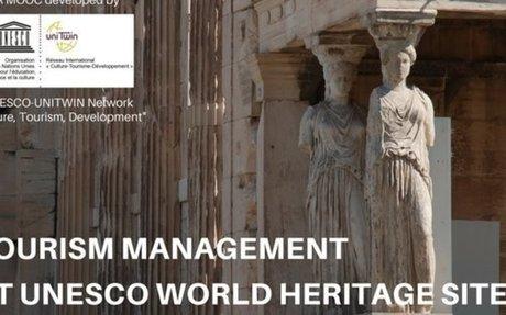 MOOC sur la gestion touristique des sites classés UNESCO