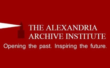More News from the Alexandria Archive Institute
