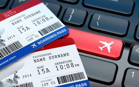 Military Plane Tickets