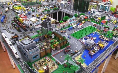 Big LEGO City changes & updates! Jan. 14, 2017