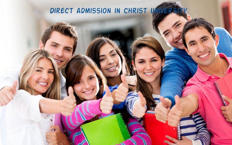 Direct Admission in Christ University | Christ University Bangalore Admission 2017