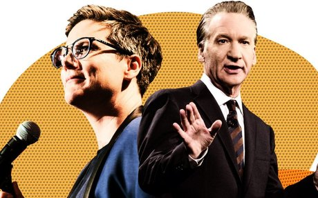 Bill Maher Is Stand-up Comedy's Past. Hannah Gadsby Represents Its Future.