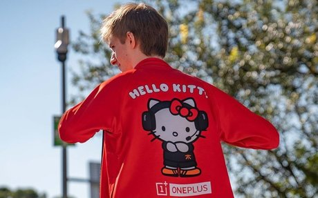 Fnatic drops limited edition Hello Kitty merch, more to come - DOTA2 - News - WIN.gg