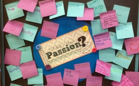 Bring Some Passion Into Your Classroom!