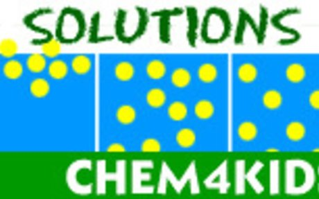 Chem4Kids.com: Matter: Solutions