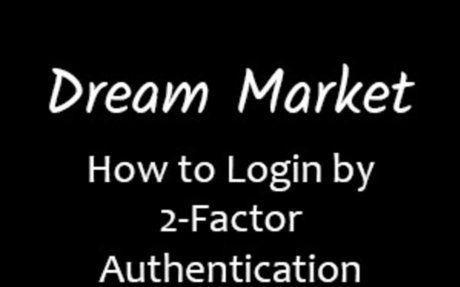 How to Login on Dream Market Using 2-Factor Authentication