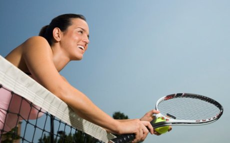 Top 10 Reasons to Play Tennis