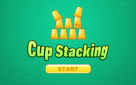 Cup Stack Words