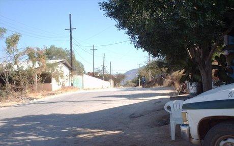 Mexico Patambo Guerrero
