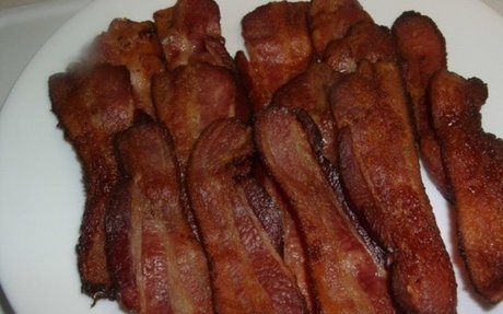 Baked Bacon Oven Fried Bacon