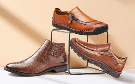 Menico, focuses on classic hand-stitched men shoes.Comfortable wear, every step is enjoyme