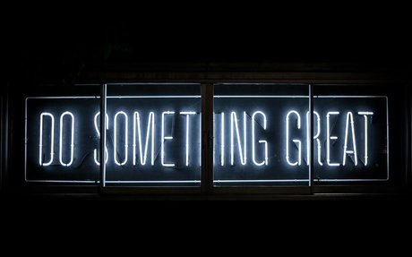 Do Something Great photo by Clark Tibbs (@clarktibbs) on Unsplash