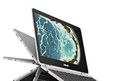 ASUS Chromebook Flip C302 with Intel Core m3, 12.5-Inch Touchscreen, 64GB storage