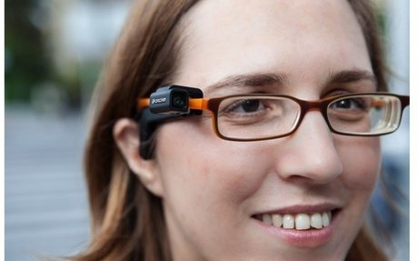OrCam assistive technology device now available through RNIB Shop