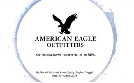 American Eagle Case Study (Web Mining & Analysis )