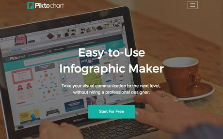 Piktochart - create easy infographics, reports, and presentations