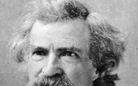 8. Mark Twain