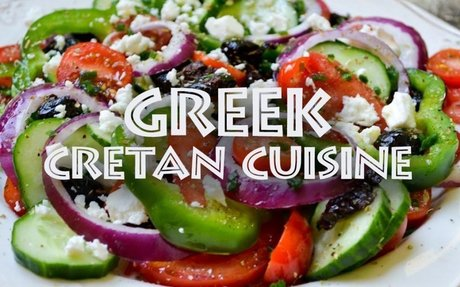 12 Foods You Must Try in Crete, Greece
