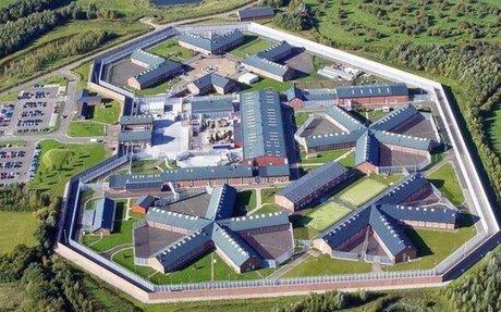HMP Dovegate Therapeutic Prison inspection