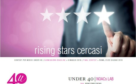 "Ricerca scientifica, selezionate le ""Rising Stars"" italiane under 40"